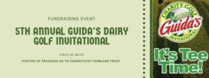 Annual Guida's Charity Golf Invitational @ Lyman Orchards Golf Club
