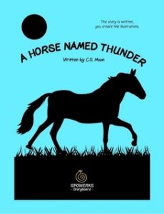 A Horse Named Thunder @ Mitchell Farm